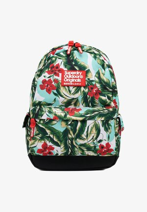HAWAIIN MONTANA  - Backpack - mint indo leaf