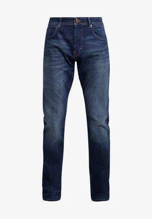 Slim fit jeans - blue dark wash