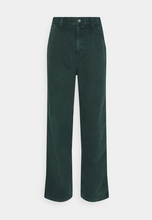 DEARBORN SINGLE KNEE PANT - Pantaloni - deep lagoon