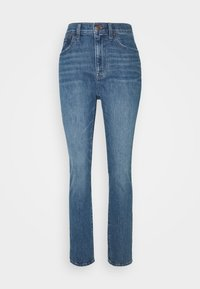 Madewell - HIGH RISE BOY - Slim fit jeans - moorland - 0