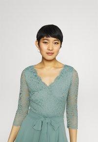 Esprit Collection - PER DRESS - Cocktail dress / Party dress - dark turquoise - 3