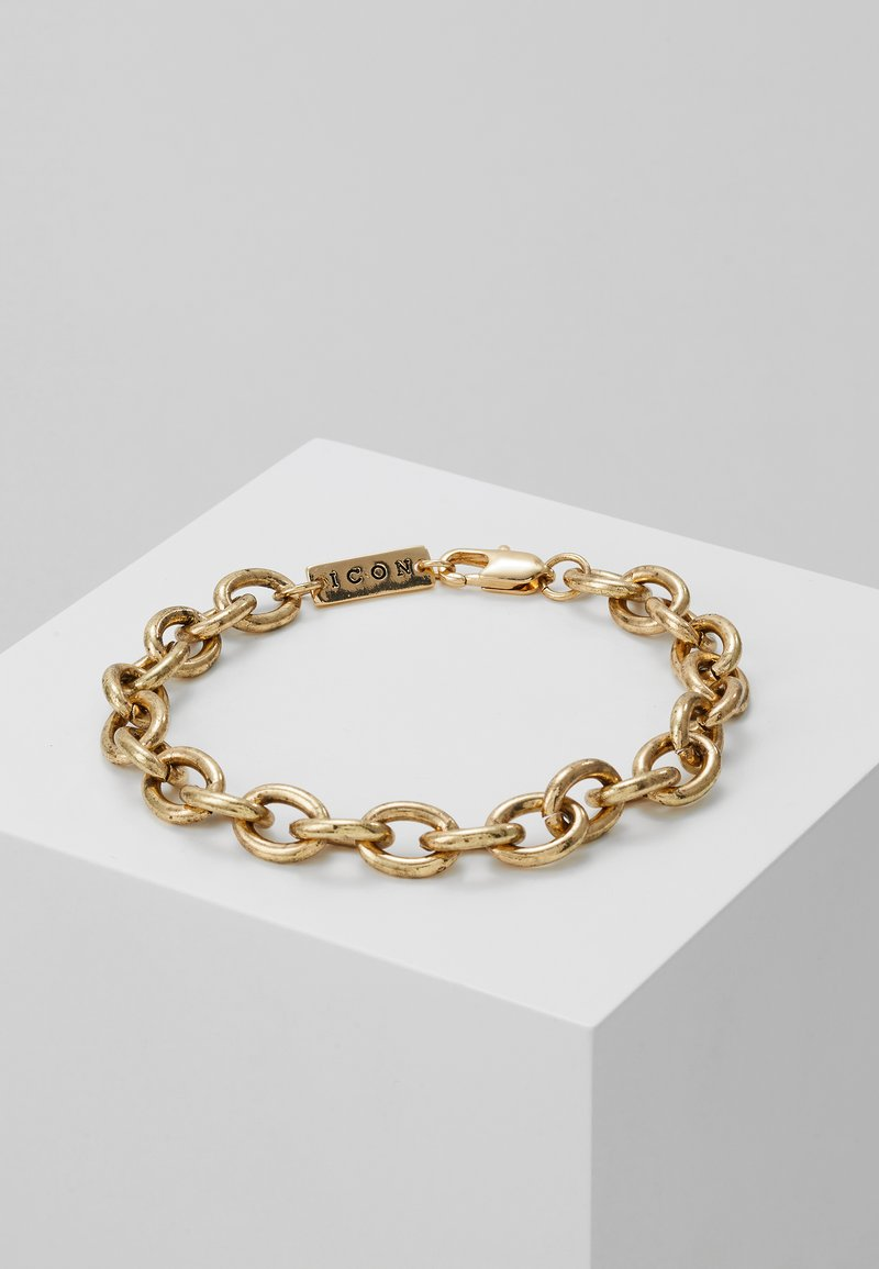 Icon Brand - PRINCIPLE BRACELET - Bracelet - gold-coloured