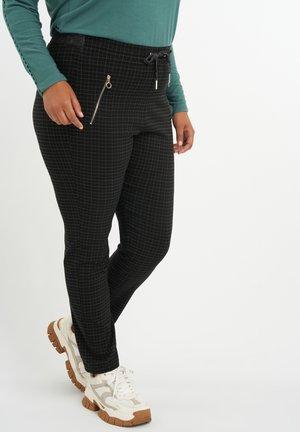 Trousers - multi grey