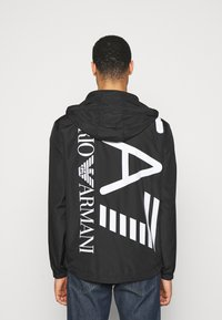 EA7 Emporio Armani - Summer jacket - black - 2