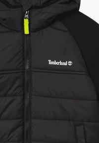 Timberland - Zimní bunda - black - 2
