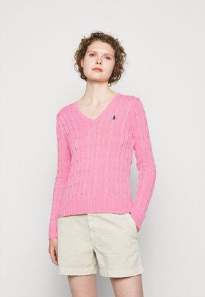 CLASSIC - Svetr - harbor pink
