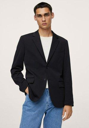 VESTE SLIM FIT  - Blazer jacket - noir