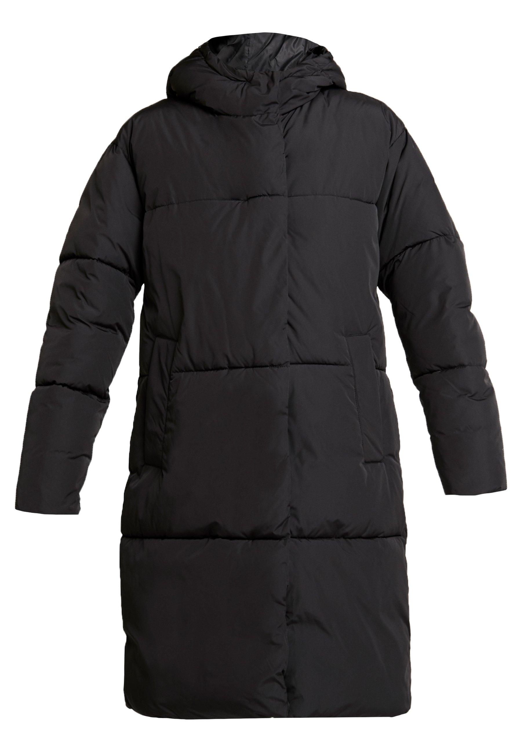 mbyM MERIAN - Abrigo de invierno - black LFOQ0