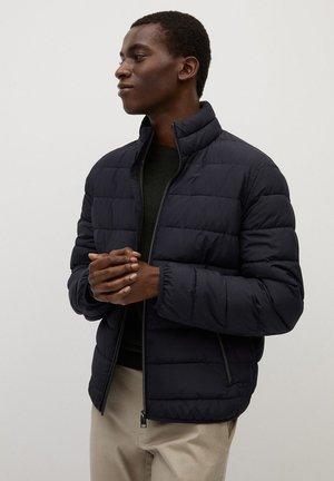 GORRY - Light jacket - námořnická modrá