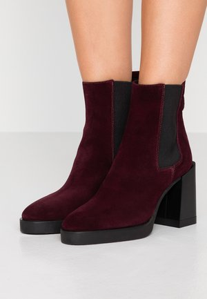 GRETA BOOT - High heeled ankle boots - ribes