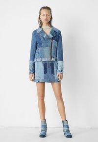 Desigual - Giacca di jeans - blue - 1