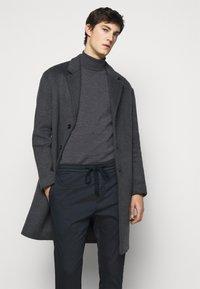 Dondup - PANATLONE DOM - Trousers - dark blue - 3