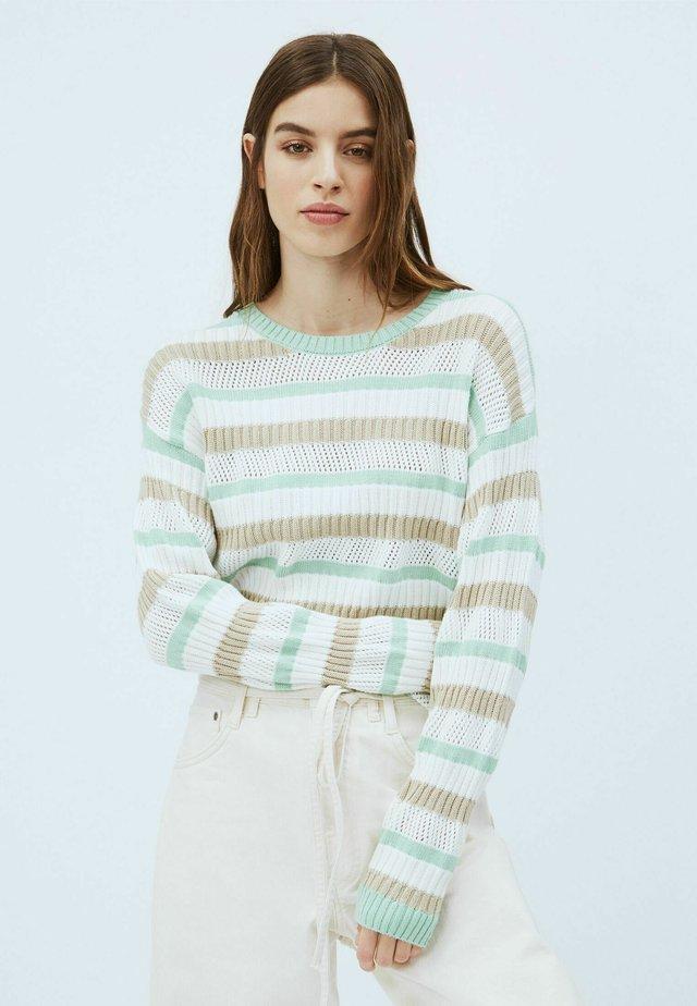 Sweter - multi
