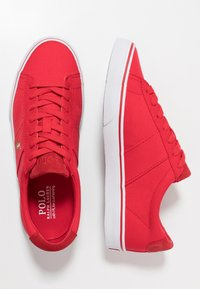 Polo Ralph Lauren - SAYER - Sneakers - red - 1