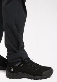 Haglöfs - Outdoor trousers - true black - 3