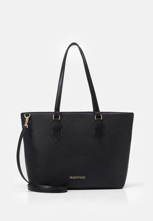 PETRA SET - Shopping Bag - nero