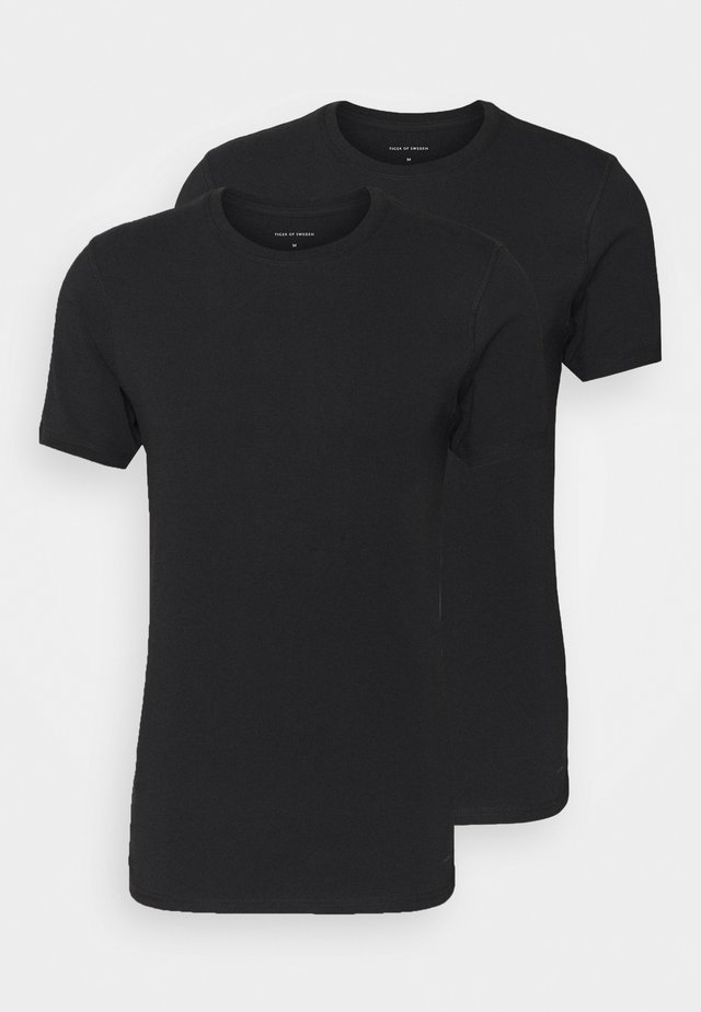 HEIMDALL 2 PACK - T-shirt basic - black