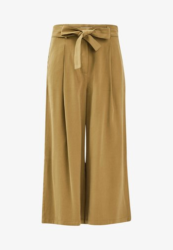 Pantalones - vert olive