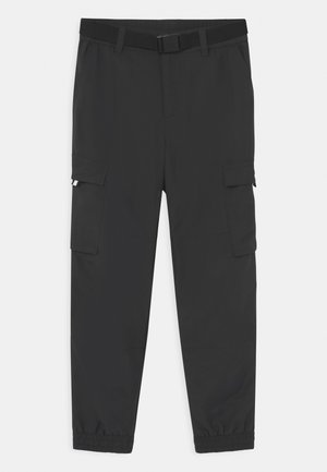 LINTON UNISEX - Trousers - grey
