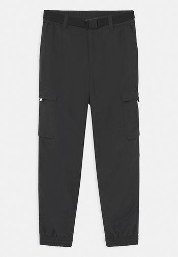 LINTON UNISEX - Trousers - grey