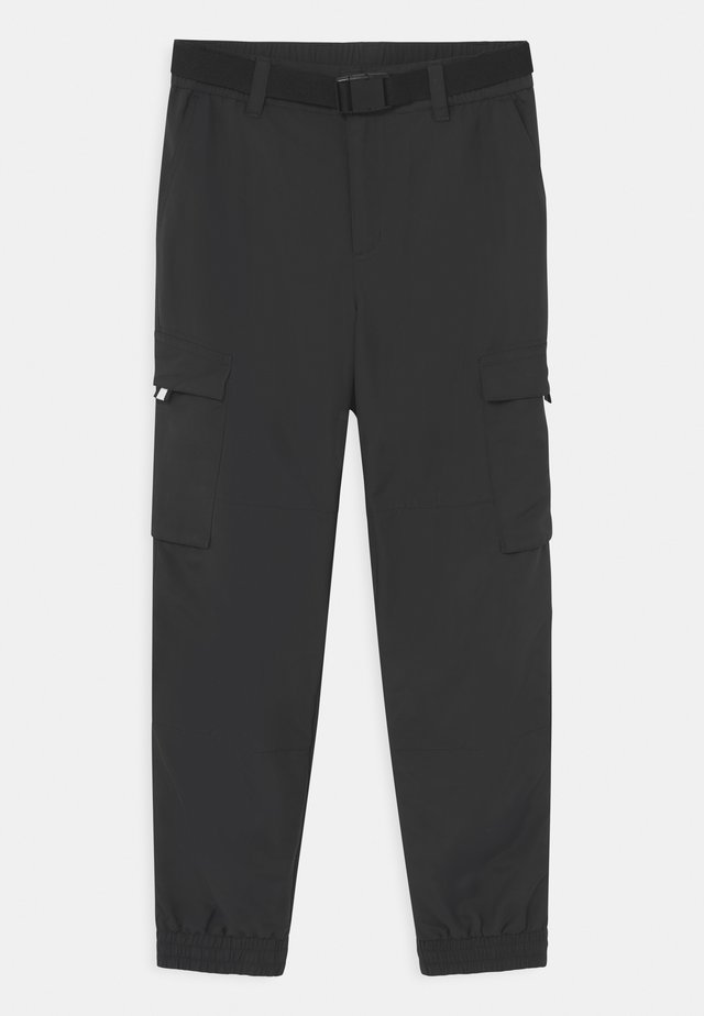 LINTON UNISEX - Spodnie materiałowe - grey