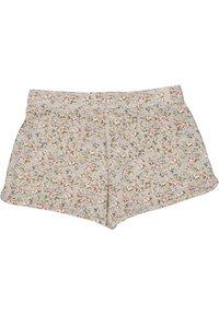 Wheat - EDDA - Shorts - dusty dove flowers - 1