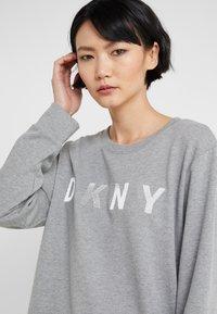 DKNY - Mikina - grey - 3