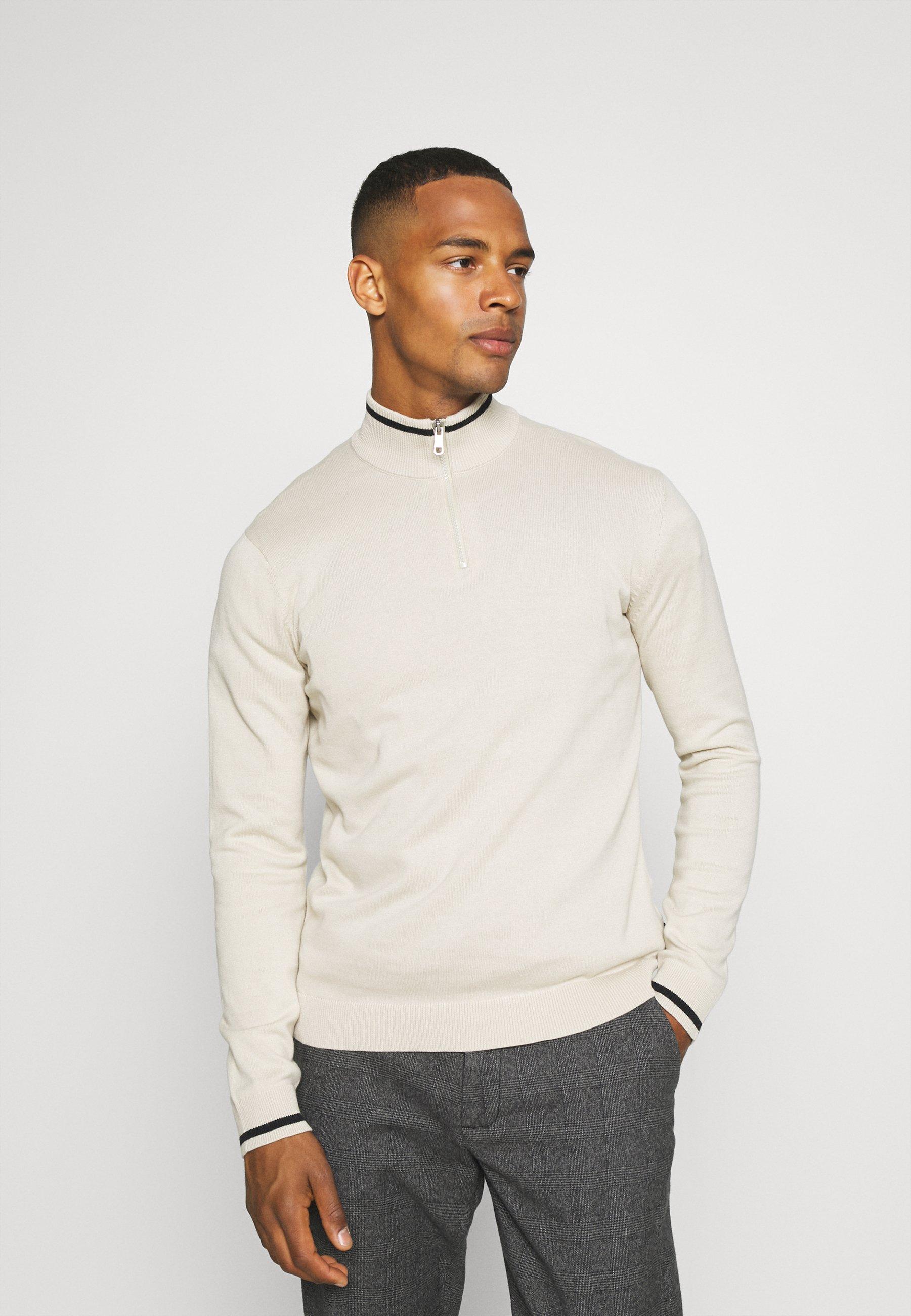 Homme ONSNISTOPH LIFE HALF ZIP - Pullover