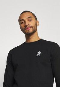 Gym King - BASIS CREW  - Sweatshirt - black - 2