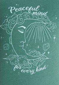 Ragwear - Print T-shirt - dusty green - 5