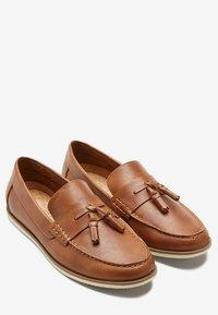Next - Mocassini - mottled brown - 2