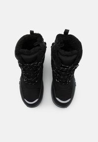 Kappa - ALIDO TEX UNISEX - Winter boots - black/grey - 3