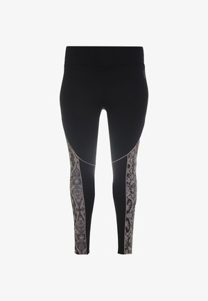 AINEZ LONG - Tights - black