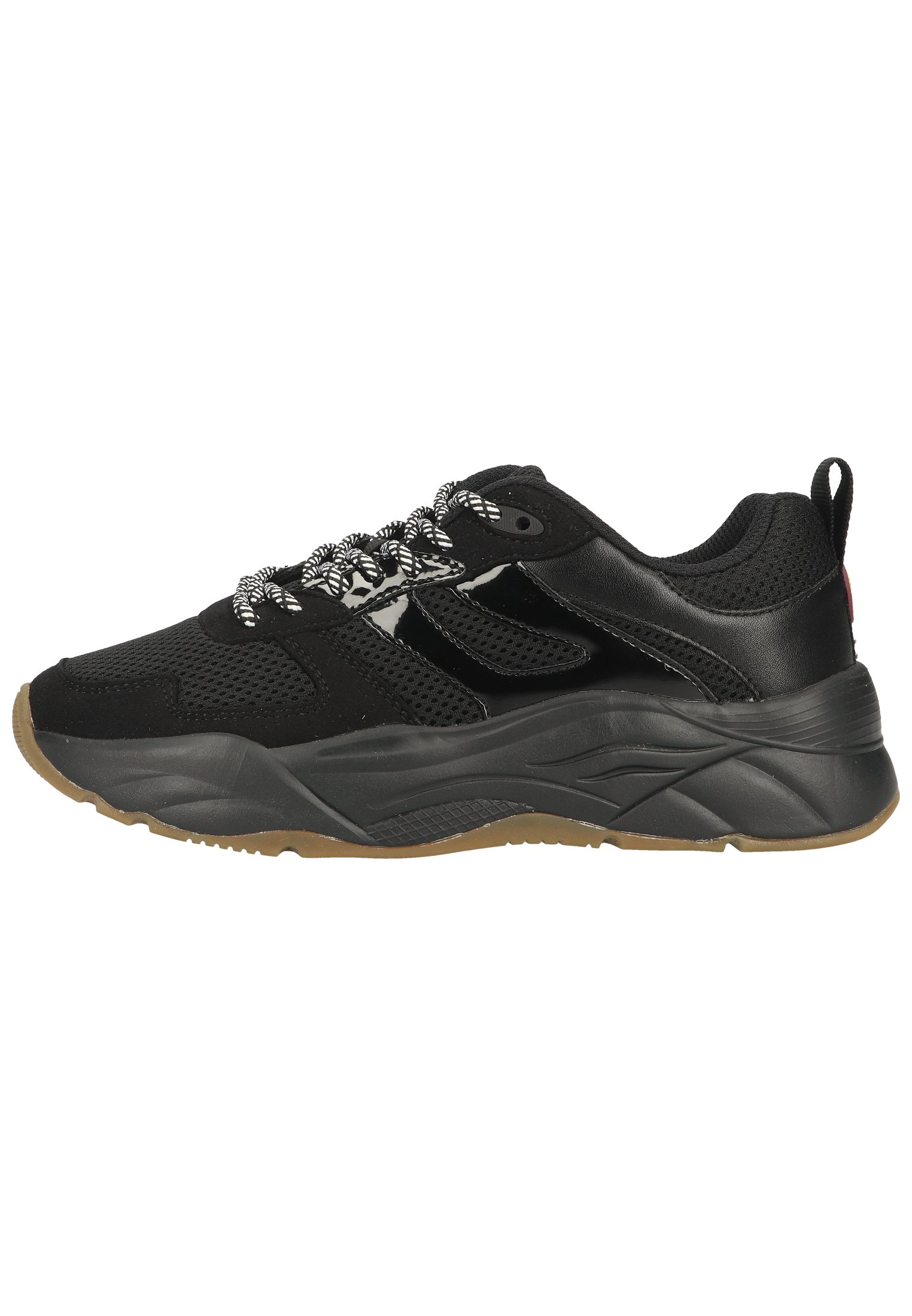 Femme CELEST - Baskets basses - black