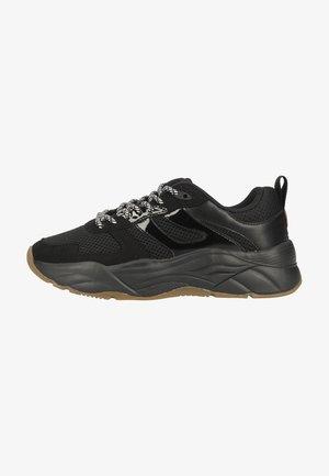 CELEST - Sneakers laag - black