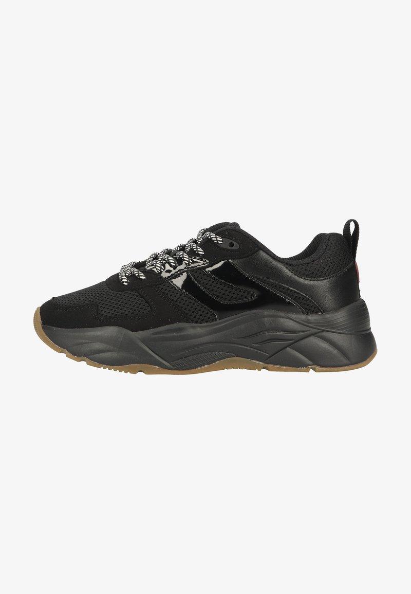 Scotch & Soda - CELEST - Sneakers laag - black
