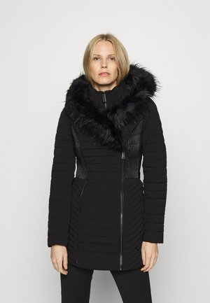 NEW OXANA JACKET - Winter coat - jet black