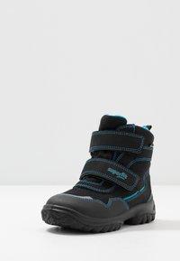 Superfit - SNOWCAT - Winter boots - schwarz/blau - 2