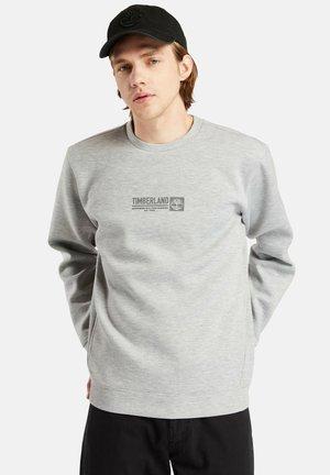 Collegepaita - medium grey heather