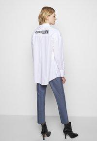 HUGO - EILISH - Button-down blouse - white - 2
