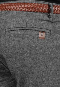 INDICODE JEANS - LEDIAN - Shorts - black - 3