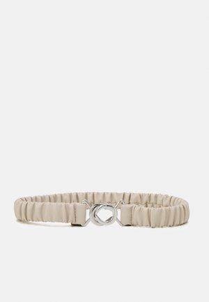 LINN BELT - Waist belt - beige