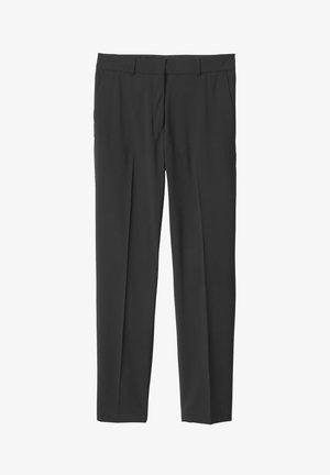 KAREN  - Pantalon classique - black