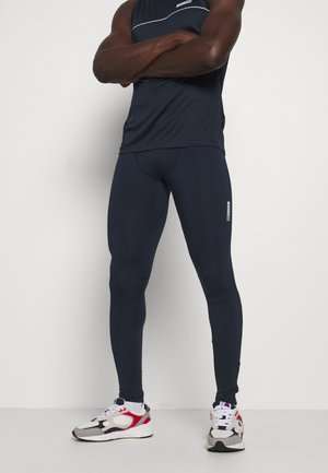 JCOZREFLECTIVE RUNNING  - Leggings - navy blazer