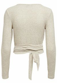 ONLY - Long sleeved top - oatmeal - 5