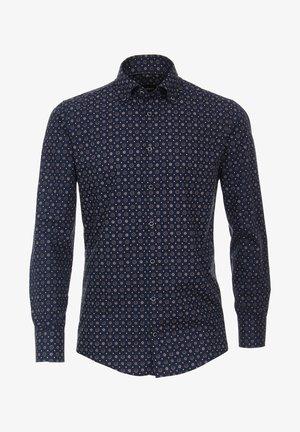PRINT - Shirt - dark blue