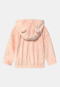 GAP - COZY  - Zip-up sweatshirt - milkshake pink - 1