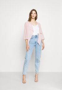 Vila - VIALLI 3/4 COVER UP - Blazer - pale mauve - 1