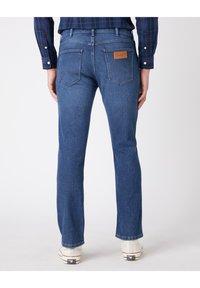 Wrangler - GREENSBORO - Straight leg jeans - blue - 3