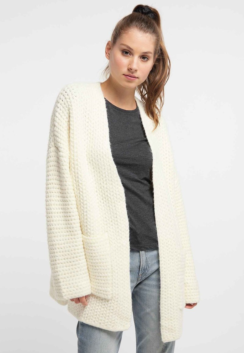 myMo - Cardigan - white